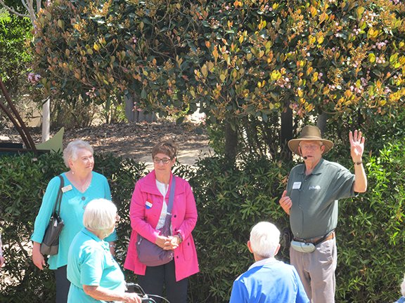 Garden Tour (every first Saturday) - FREE