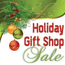 Gift Shoppe Sale from 9am - 1pm!