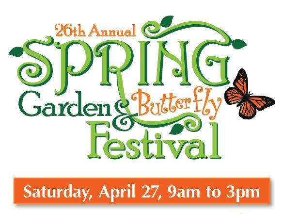 Spring Garden & Butterfly Festival