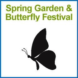 Spring Garden & Butterfly Festival icon