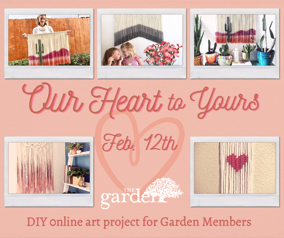 Our Heart to Yours - Members Exclusive Art Project